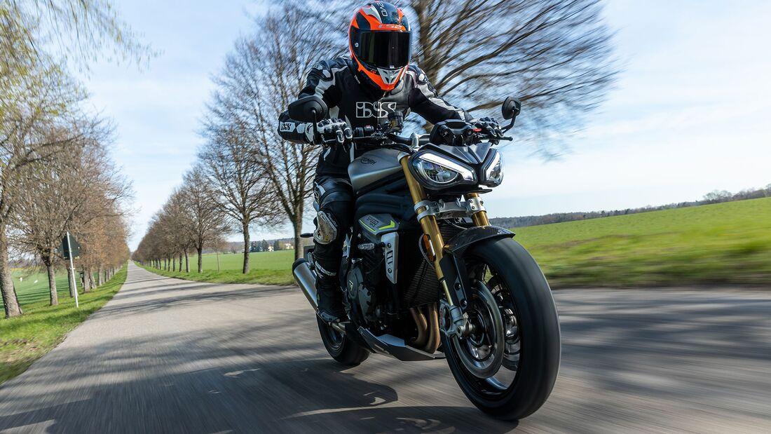 Triumph Speed Triple 1200 RS Top-Test