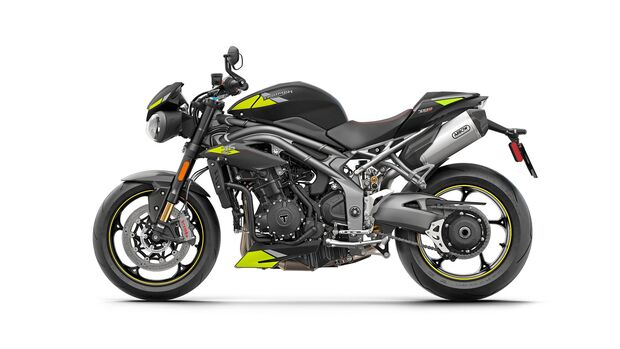 Triumph Speed Triple RS.