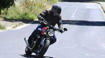 Triumph Speed Twin Fahrbericht 2021
