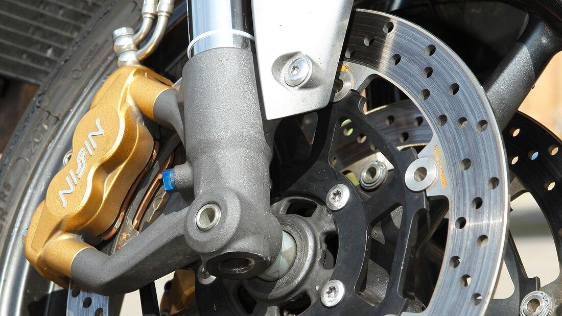 Triumph Street Triple 675 R (2008) im Gebrauchtvergleich