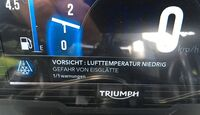 Triumph Street Triple 765 Dauertest
