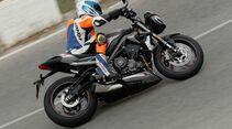 Triumph Street Triple RS Fahrbericht