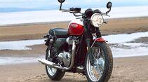 Triumph T100 Bud Ekins Edition