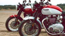 Triumph T100 T120 Bud Ekins Edition