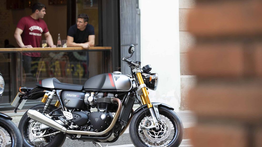 Triumph Thruxton RS (2020)