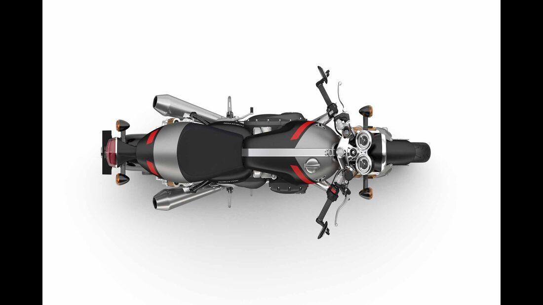 Triumph Thruxton RS (2020)