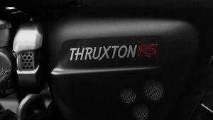 Triumph Thruxton RS (2020).
