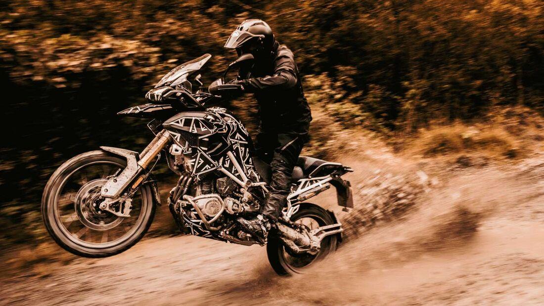 Triumph Tiger 1200 2022