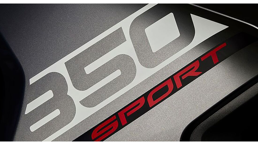 Triumph Tiger 850 Sport Teaser
