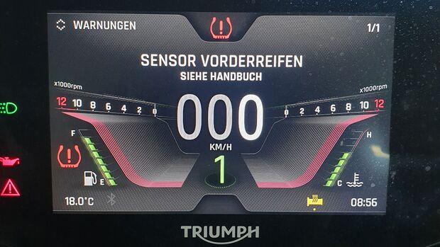 Triumph Tiger 900 Rally Pro Dauertest