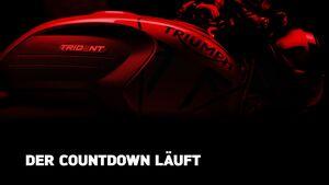 Triumph Trident Teaser
