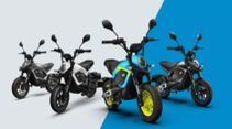 Tromox Mini Elektro-Minibike