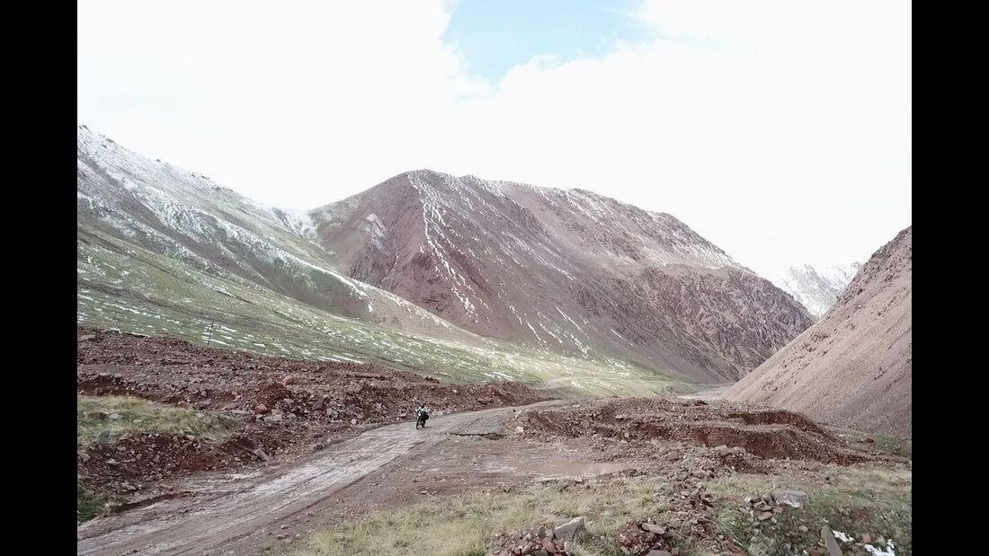 Über Grenzen Motorradfilm 2019 Margot Flügel-Anhalt