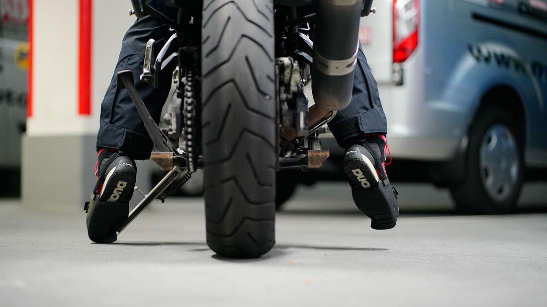 Upbikers Praxistest