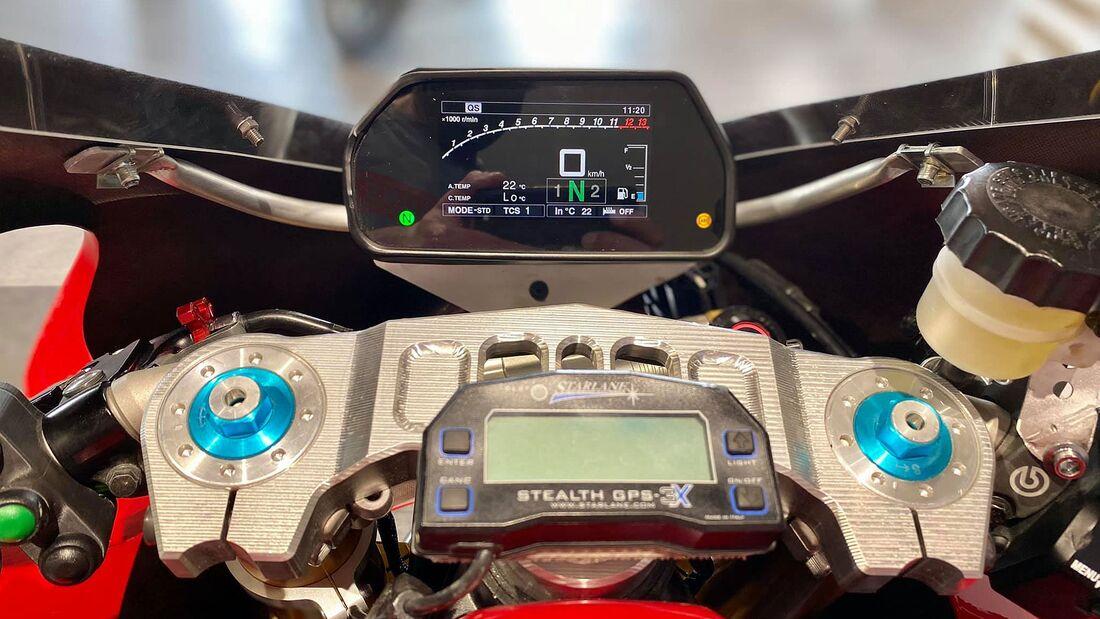 Venezia Moto Yamaha R9M Umbau