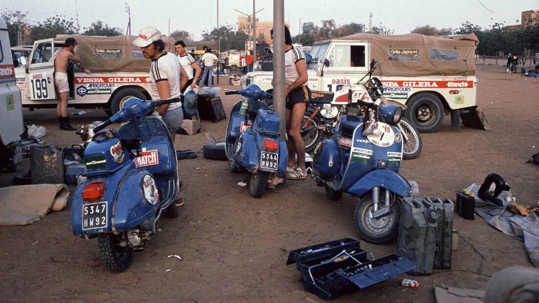 Vespa Dakar 1980