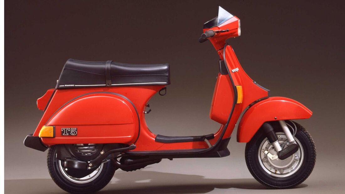 Vespa T5 von 1985