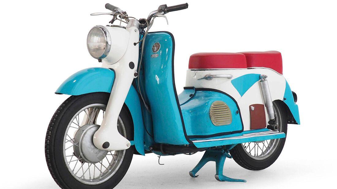 Victoria R200 Peggy (1957).