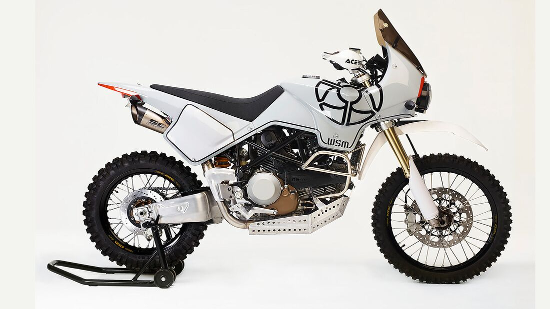 WSM Walt Siegl Motorcycles Adventure