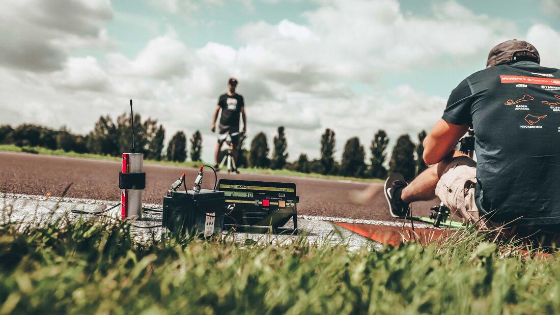 Weltrekord Ellbow Drag Fabian Dresler