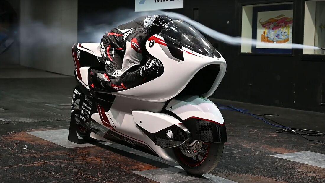 White Motorcycle Concepts WMC250EV
