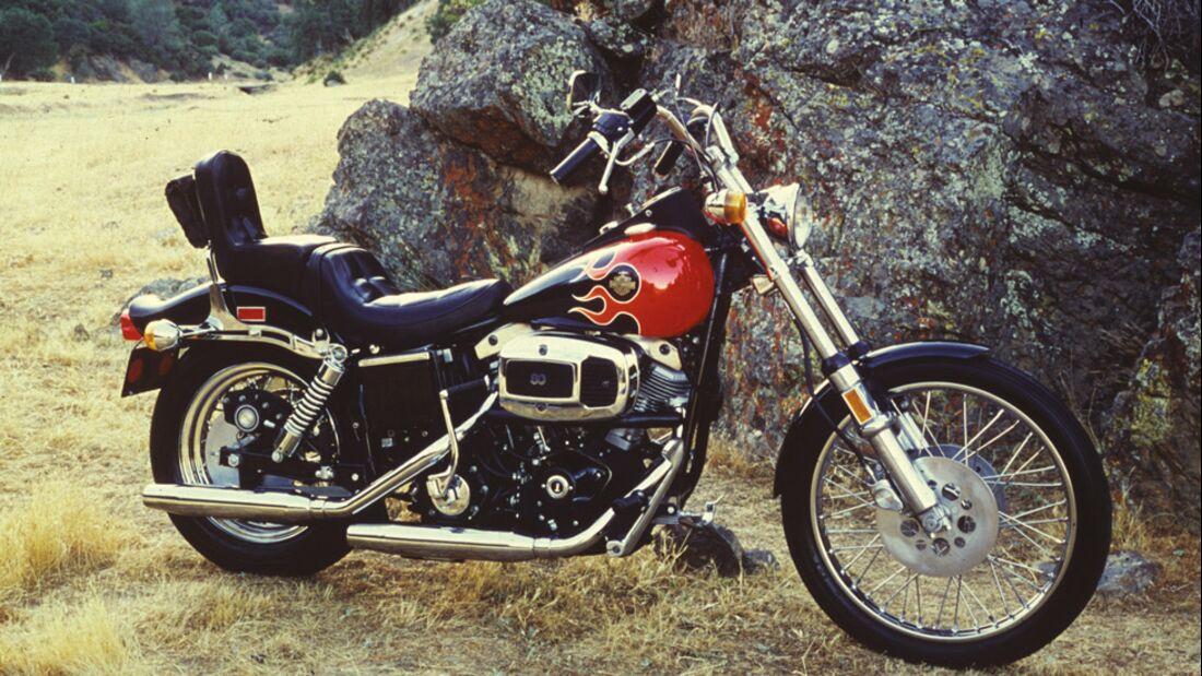 Wide Glide von 1980