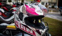Wipey Motorradhelm-Scheibenwischer