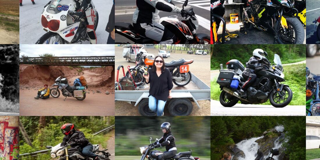 Women Riders World Relay WRWR 2019