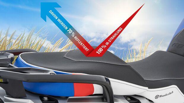 Wunderlich Aktivkomfort ThermoPro Sitzbank