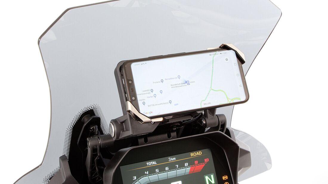 Wunderlich BMW USB-Ladebox Navigationssystem