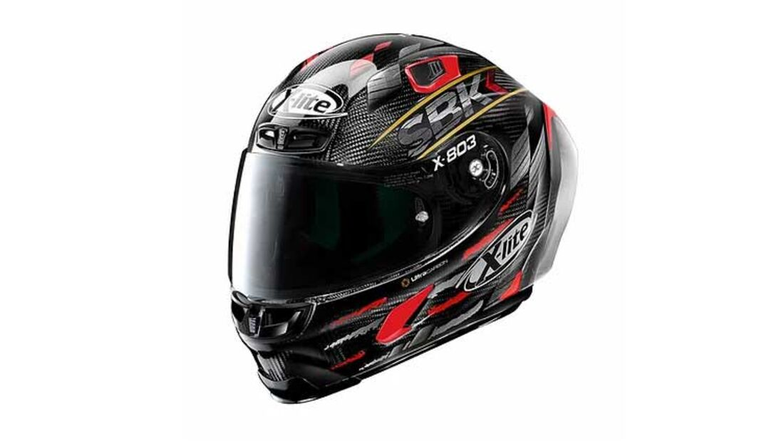 X-Lite X 803 RS Ultra Carbon SBK 32
