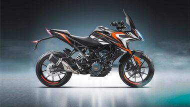 Xplorer GT Verkleidungs-Kit KTM 390 Duke