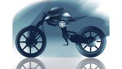 Yamaha Double Y Concept Noemi Napolitano