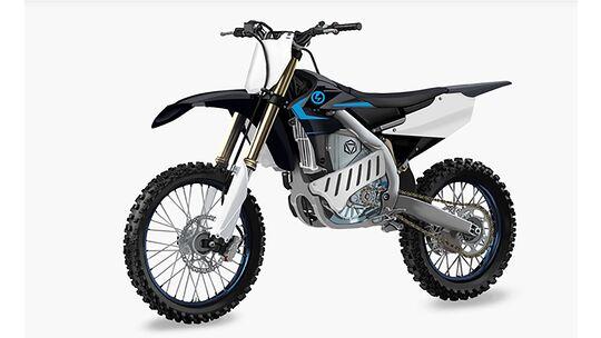 Yamaha Elektro-Crosser Prototyp