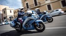 Yamaha FJR 1300 Polizei Italien