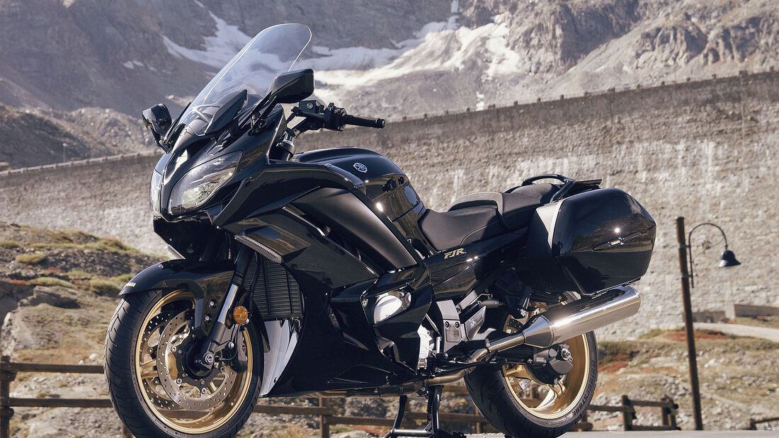 Yamaha FJR1300 Ultimate Edition