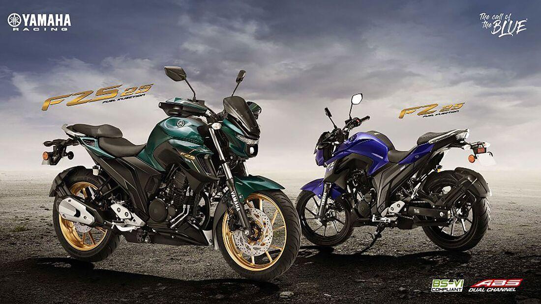 Yamaha FZ 25 Indien