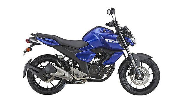 Yamaha FZ FI Indien