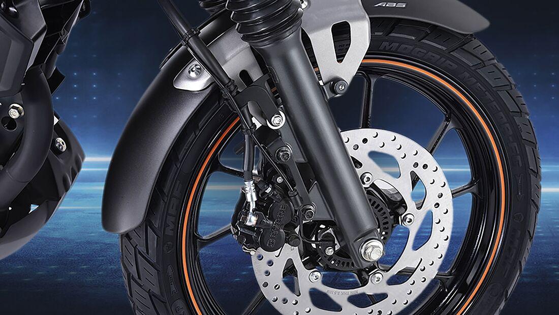 Yamaha FZ-X 150 Indien
