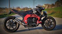 Yamaha GTS 1000 Italian Resilience von FMW Motorcycles
