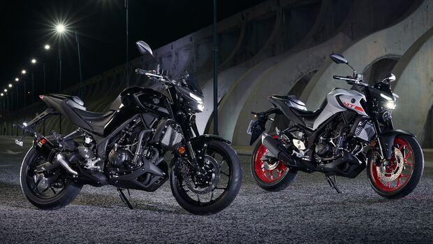 Yamaha MT-03.
