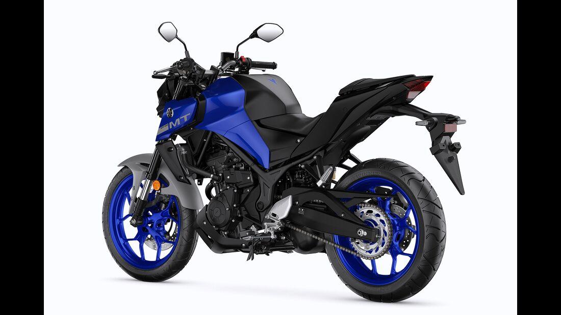 Yamaha MT-03 (Modelljahr 2020)