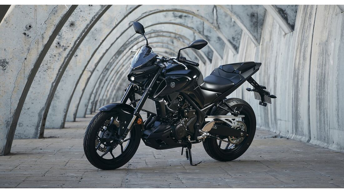 Yamaha MT-03 Sportpaket