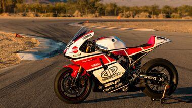 Yamaha MT 07 Supersportler