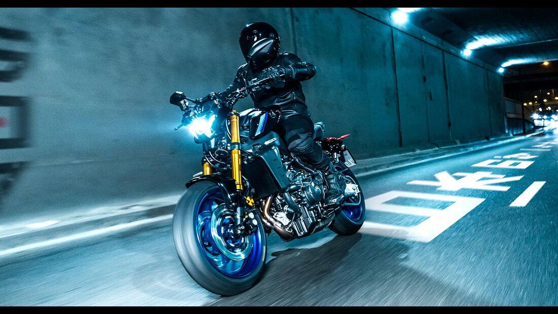 Yamaha MT-09 SP Modelljahr 2021