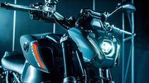 Yamaha MT-09 leaked