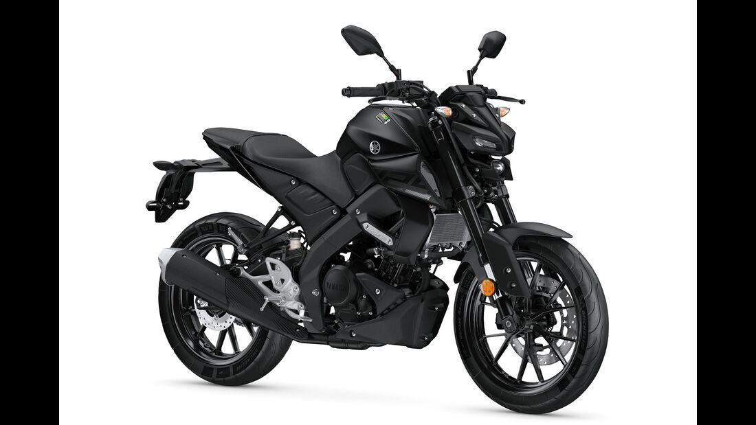 Yamaha MT-125 (2020).