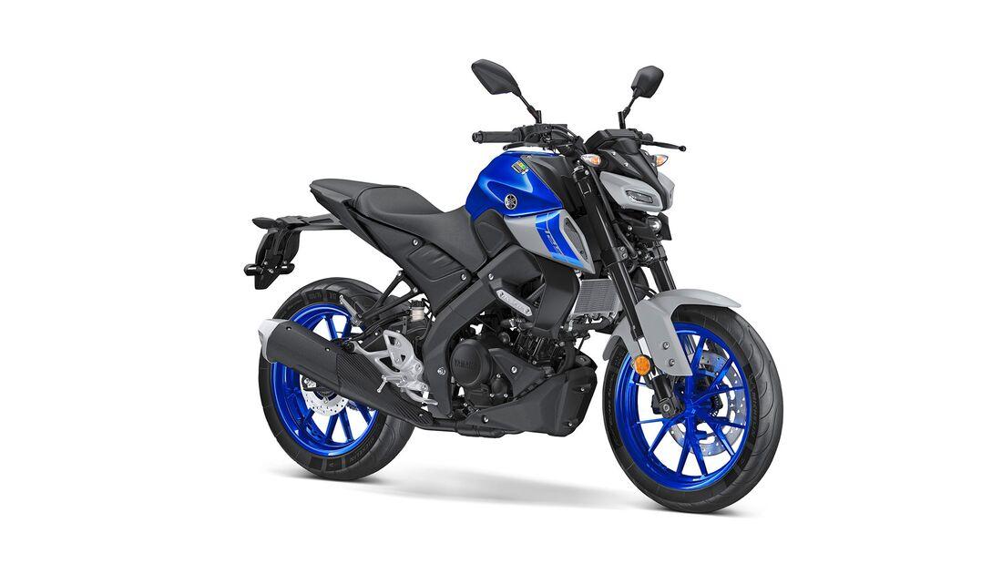 Yamaha MT-125 Modelljahr 2021