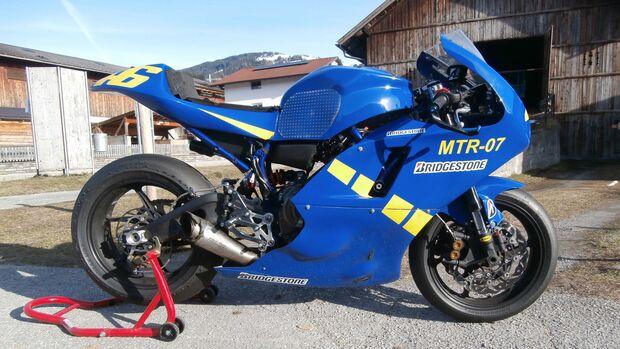 Yamaha MTR-07 Richard Platzer