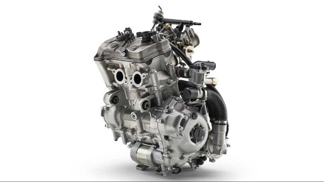 Yamaha Motoren divers